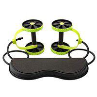 GJSHOP Revolex Xtreme Home Gym Abs Exercise Fitness Training Machine for Men and Women
