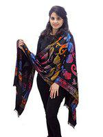 Prime Velvet Shawls For Womens Winter Wear Use Accessories Women Shawls For Gift Multi Color Pack Of 1 (M1)