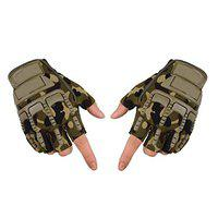 AdroitZ Bike Glove/Riding/Racing/Non-Slip Palm Outdoor_064