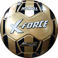 SPEED-UP X-Force Football Size-5 (Metal Gold)