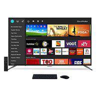 CloudWalker 109 cm (43 Inches) 4K Ultra HD Smart LED Screen 43SUA7 (Black)