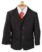 Yellow Bee 5 Piece Suit Set for Boys, Black, 4-5 Years
