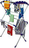 HOUZIE Cloth Dryer Stand - Sumo - Large - Very Easy to Assemble Made in India