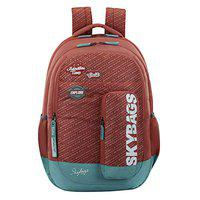 Skybags ASTRO NXT PENCIL POUCH CORAL SCHOOL BACKPACK 34L Backpack