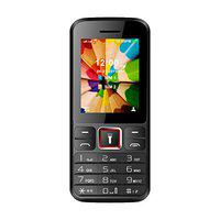 I Kall K32 Multimedia Mobile with 1.8 Inch Display; Camera; Call Recording and 800 mAh Battery (Red)