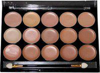 COLORS QUEEN CONCEALER BASE PALETTE CONYOUE CREAM KIT