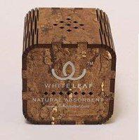 Whiteleaf - Natural Absorbent Activated Carbon Car Air Purifier (Curve) (Golden Brown Color)