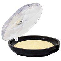 Kiss Beauty Shimmer Baked Highlighter Powder 87083-1, Ivory, 18g with Lilium Aloevera Cream