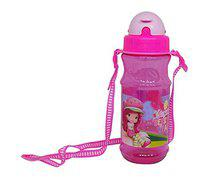 Ekan Summer Special Water Bottle for Kids Girls for Picnic and School Use Pack of 1