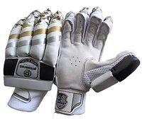 Plumcot, Leather Batting Gloves with Inner Gloves, PRO7500, Men Size, Right Handed