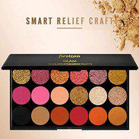 FIRSTZON 18 color Matte and shimmer Smoky Eye shadow Palette