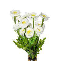Jade's Artificial Flower Bunches for Vases Set of 2