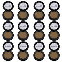 Bonjour Paris Insta Drama Mini Eye Shadow - Just Gold (Buyer's Delight - Pack of 12),36 gm