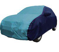 Urbanlifestylers Dual Tone Aqua Blue Car Body Cover Compatible with BMW X4 xDrive 2019 - Sporty Blue