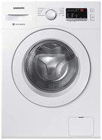 Samsung 6.5 Kg Inverter 5 star Fully-Automatic Front Loading Washing Machine (WW66R20GLMW/TL, White, Hygiene steam)