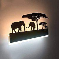Discount4product Modern LED Wall Lamp (25 x 40 mm)