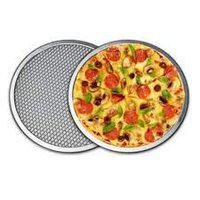 Taj Aluminium Cup Cake Tart Mould Jelly Mould for Oven- Set of 12 Pieces, 8.5 cm by 3.3 cm