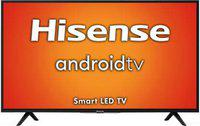 Hisense 102 cm (40 inches) Full HD Smart Certified Android LED TV 40A56E (Black) (2020 Model)