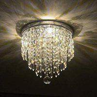 Discount4product 2W Chandelier Ceiling Lamp, Warm White