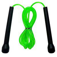 VASUCO Gym Training Skipping Rope Pocket Size Jump Skipping Rope for Men Gym, Women, Weight Loss, Kids, Girls, Children, Adult Best in Sports, Fitness, Exercise, Workout (Green)