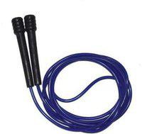 Skipping Rope, Plastic Rope, Jump Rope, PVC Rope for Men, Women, Weight Loss, Kids, Girls, Children, Adult, bestin Fitness Sports (Blue)