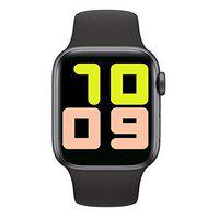 MINDFIED Smart Watch Bluetooth Phone Watch T500 Bluetooth Call Smart Watch ECG Heart Rate Monitor Smartwatch for Android iOS - Black