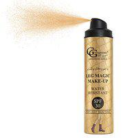 Gorgeous Girl Makeup Air Foundation Spray with Spf 30 For All Skin Type, Sand, 160g (GGAF-03)