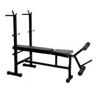 RV Fitness Gym Bench | Gym Bench | Exercise Bench | 250Kg Weight Handle | Multipurpose Gym Bench (6 in 1 Adjustable)