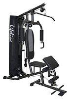 Lifeline Toodlee Other Home Gym Deluxe with Cover & Preacher Curl, Others (Multicolor)