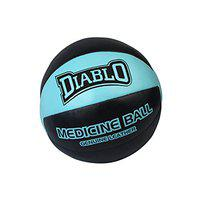 Diablo 9kg Genuine Leather No Bounce Medicine Ball for Fitness Workout