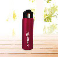 ORENAME Stainless Steel Water Bottle with Hot & Cold Sipper Bottle Gym Bottle Runnig Bottle(PINK)