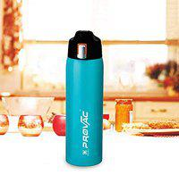 ORENAME Stainless Steel Water Bottle with Hot & Cold Sipper Bottle Gym Bottle Runnig Bottle(SEA Blue)