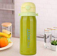 PROBOTT Thermosteel Little Champ Vacuum Flask Hot&Cold Water Bottle 450ml Green Color(PB450-02)