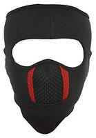 Gajraj Unisex Cotton Bike Riding & Cycling Anti Pollution Dust Sun Protecion Full Face Cover Mask with Air Filter Mesh (Black)