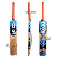 Toyshine Popular Willow Tennis Cricket Bat Full Size with Bat Cover (Multicolour, SSTP)
