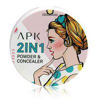 APK 2 IN 1 Powder and Concealer 20g