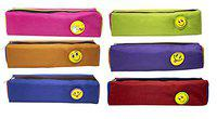 Fully Pencil Pouch Bag Pencil Case Set of 6