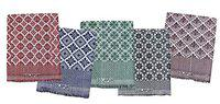 Mandhania Delux Quality Solapur Chaddar 100% Cotton Dailyuse Single Bed Blanket Pack of 5
