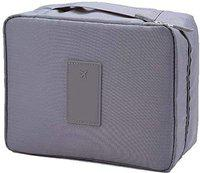 Styleys Toiletry Kit (Grey)
