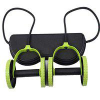 GJSHOP Home Total-Body Fitness Gym Revolex Extreme Abs Trainer Resistance Exerciser