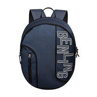 BENLINGShell Series Backpack Casual College Office Purpose for Men and Women (Blue)