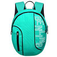 BENLINGShell Series Backpack Casual College Office Purpose for Men and Women (SEA Green)