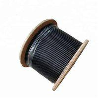 SIGNATRON Coated Cable Inside Steel, Gym Machine Wire Rope, Available in 5 MM Thickness (Length 30 Meter)