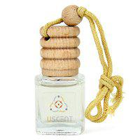 USCENT Organic Hanging Air-freshener Perfume 7 ml Life Scents Natural Fragrance (Misty ICE)