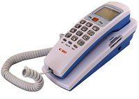 ATOOZED Landline Corded Caller ID Telephone with Display, Wired Landline Phone for Home/Hotel/Office, Adjustable Volume