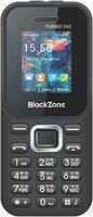 BlackZone Turbo350, 1.8 inch Display Features Phone (Black+Blue)