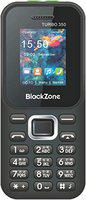 BlackZone Turbo350, 1.8 inch Display Features Phone (Black+Green)