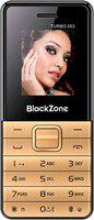 BlackZone Turbo353, 1.8 inch Display Features Phone (Black+Gold)