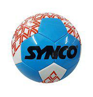 Synco PVC Football for Beginners | Blue Size-3