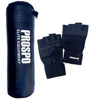 Prospo Punching Bag, Strong SRF Heavy Bag 36 Inch with Gym Glove